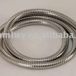 stainless steel doule-fastening flexible shower hose-HML-SH-SS012