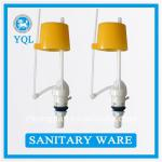Filling values/sanitary ware-
