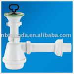 bottle trap for wash basin-TD-D03