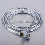 stainless steel double lock shower hose,ACS\EN1113(CE)\ISO9001-FH856