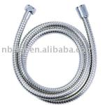 stainless steel double lock shower hose,(ACS\EN1113(CE)\ISO9001)-FH801