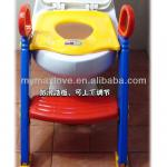 CE safe kids new baby training toilet seat with ladder/EN71/trainer-GT-OYB