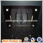 2014 new design sanitary ware rainfall stainless steel led ceiling rain shower head-HM-BD012-1