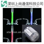 3 Color LED Light Water Tap Faucet Shower Temperature Sensor-XT-BB109