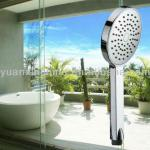 ABS shower head chrome hand shower-YXS905