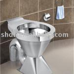 Stainless Steel Toilet Bowl-