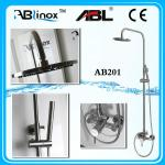stainless steel bathroom shower set-AB201