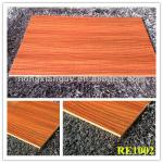 High Glossy 4x8 wooden melamine UV board / melamine veneer UV board for indoor decoration and furniture-RE1002