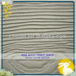 textured wood grain cement board-1200*2400mm