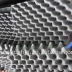 Nontoxic Pyramid Acoustic Foam Sound Proof Material For Ktv