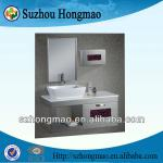 2014 stainless steel used bathroom vanity cabinet ,bathroom cabinet