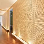 3D Embossed Wall Panel