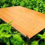 5mm PVDF ALUOBOND wall paneling aluminium sheet
