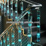 acrylic decorative staircase railing