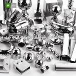 AISI304 casting stainless steel handrail fittings, balustrade fitting