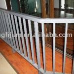 aluminium fence rail