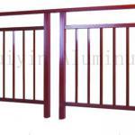 Aluminium railing for balcony,garden