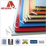 aluminum composite panel acp (1220X2440X4MM)