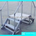 aluminum handrail for staris