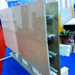 Aluminum Honeycomb Panel Marble/Granite Composite Panel For Exterior Wall Decoration