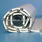 Aluminum roller shutter foam slat