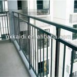 Assembling Powder Coating Balcony Railing