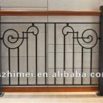balcony aluminium railing