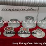 Cable Drums of Sectional Garage Door --- FeiLong Brand