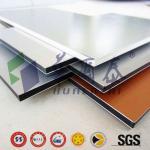 China Wellknow Trademark HET 3-5MM aluminum composite wall panel