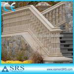 Construction Material Stone Baluster Railing