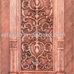 Copper door skin 16007