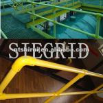easy assemble fiberglass handrail