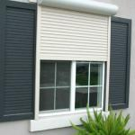 Energy saving electric rolling blinds,sunshade roller shutter
