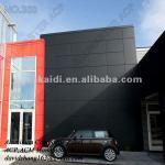 exterior facade acp aluminum composite panel