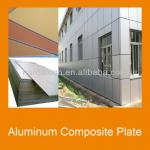 Exterior wall panel aluminum composite panel prime quality PVDF paint in different color over 20 years guarantee