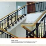 Fashion beautiful zinc alloy stair handrail LT-001-101