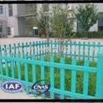 Flower bed fence