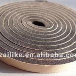 foam sealing strip/adhesive backed rubber strips