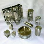 Frameless Glass Pool Fencing Hardware / Balustrades & Handrails Accessories