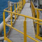 FRP Handrail, Plastic Composite Guardrail