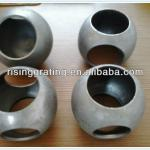 galvanized steel handrail ball