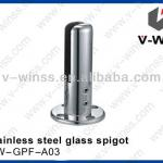 glass pool fencing clamp