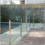 glass pool fencing/tempered glass for swimming pool