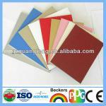 guangmei brand pvdf aluminum composite panel.Guangzhou factory aluminum panel
