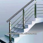 high quality stainless steel staircase railings