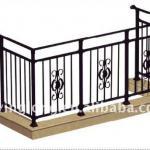 Hot dip galvanizing balcony railing designs