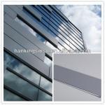 hot sale stainless steel exterior aluminum composite panel / PE/PVDF ACP/ACM For Building/Decoration