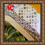 indoor iron stair railing designs from foshan