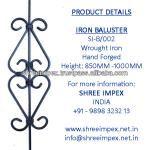 Iron Balusters 002