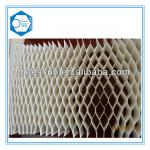 ISO certificate construction material Fireproof paper honeycomb core for cleanroom panel